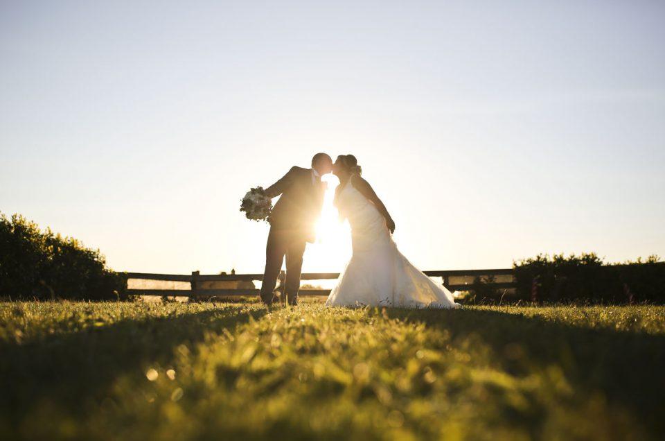 Sarah & Matthew Married at the Dunes!