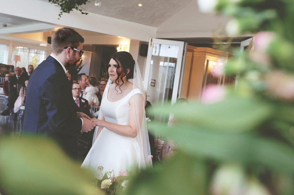 Lauren & Daniel Married at the Ryebeck Hotel!
